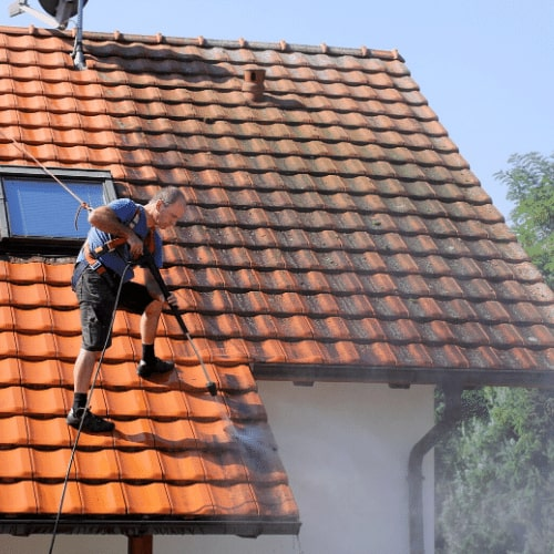 Roof Cleaning Perth